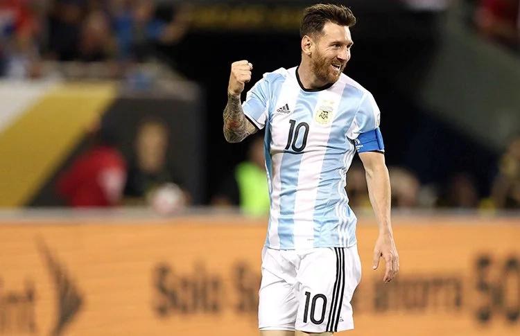 Rock para Lionel Messi