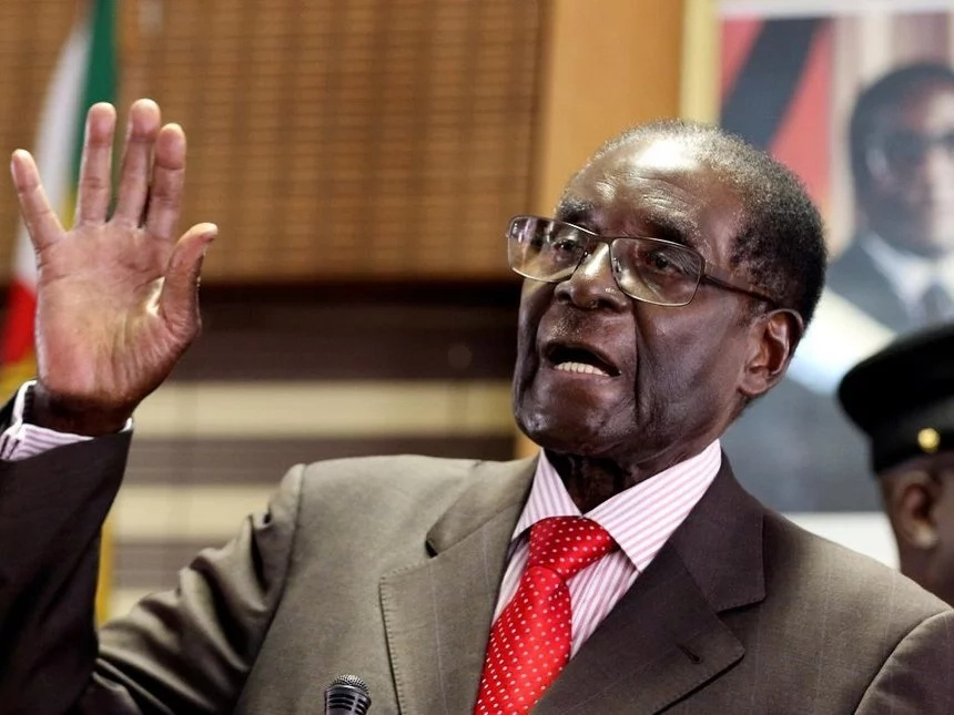 President Mugabe under fire for giving sister N18,000,000 as birthday gift