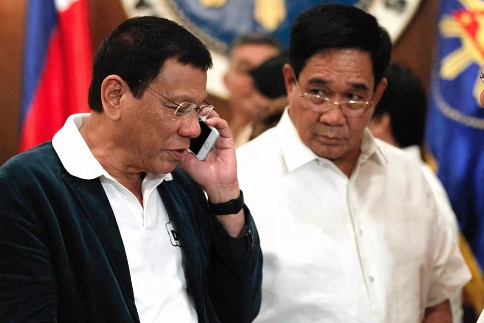Duterte calls MNLF chair; discusses peace roadmap