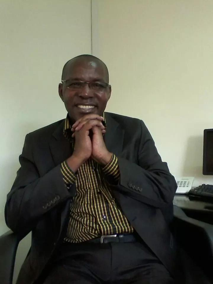 How Waweru Mburu 'saved' DP William Ruto
