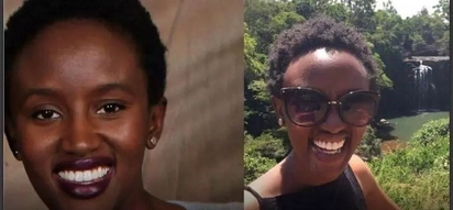 PAIN and horror as body of missing Kenyan girl is found in US river