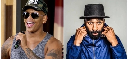 Riky Rick says thank you to his 'brother' Da L.E.S for helping him when he had nothing