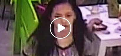 "Alluring ""budul-budol"" girl takes P12,000 from restaurant staff"
