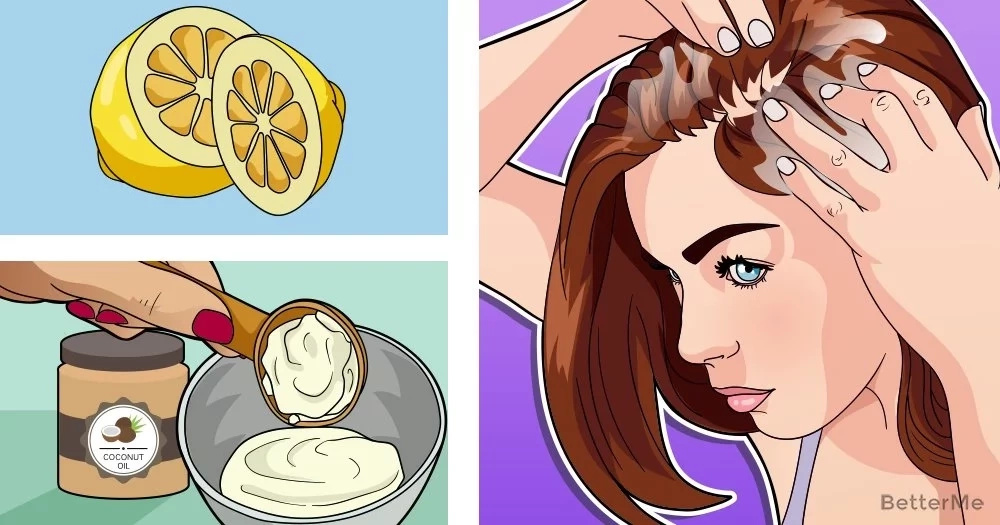 5 natural treatments for thinning hair