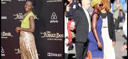 Lupita Nyong'o almost shows off her NUNU in these explosive photos, but the comments!