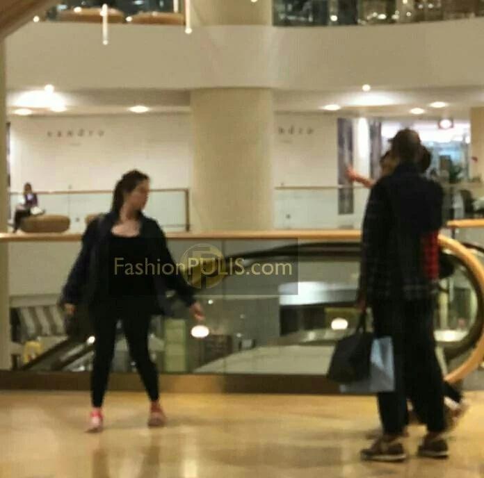 Sobrang laki na talaga! Ellen Adarna and John Lloyd Cruz spotted together in Hong Kong