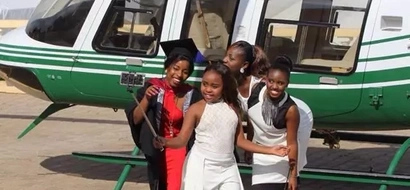 Must-see photos from Mike Sonko's daughter's multi-million graduation bash