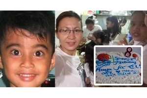 Parents host birthday parties for their son who has been missing since 2012