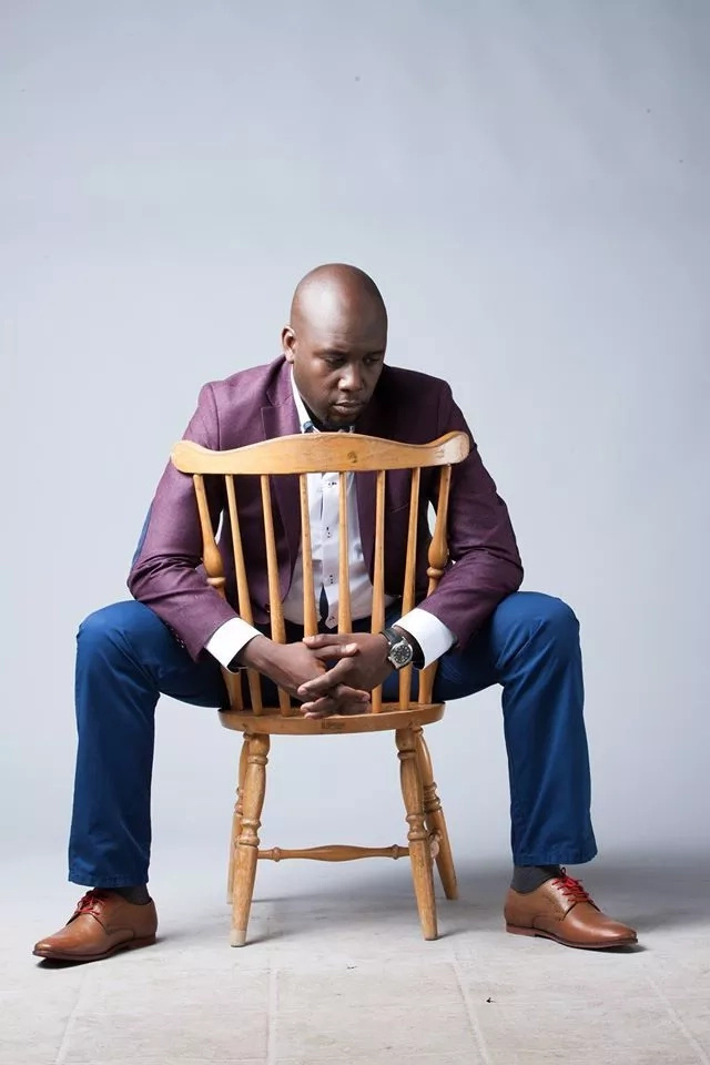 NTV's Dennis Okari explains why he has lost so much weight