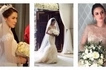 6 beautiful celebrity brides with the most talked about wedding gowns. Pinay celebrities who walked down the aisle with exquisite wedding dresses.