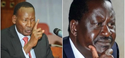 Nkaissery defends KDF following Raila's poll rigging accusations