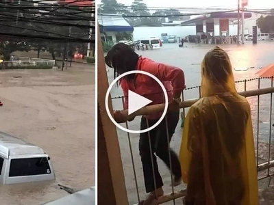 Shocking video and photos of Cagayan de Oro massive flooding go viral