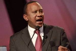 The lovely message President Uhuru Kenyatta gave about Raila Odinga's dad to mark his 23th anniversary