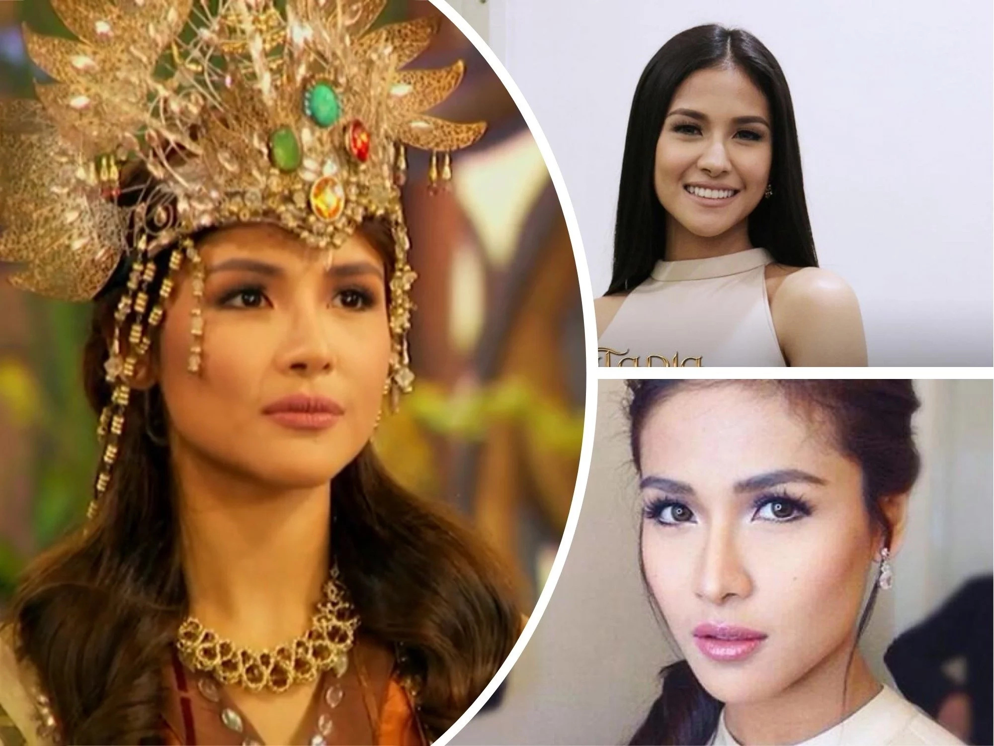 "Top 7 most beautiful ""Sang'gres"" of Encantadia 2016-2017! Reminiscing one of the best ""fantaseryes"" in the Philippine TV."