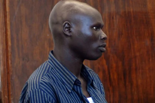 Photos: The only Kenyan sentenced to death for 2007 violence