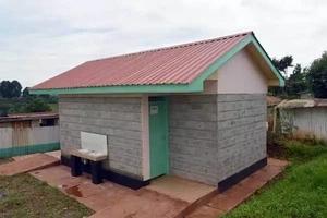 PHOTO: See The Toilet In Kiambu County That Cost KSh 3.2 Million