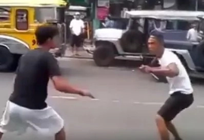 Alleged drug users in Tondo engage in knife fight