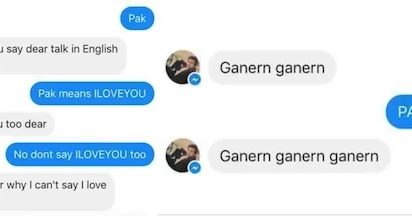 Netizen fooled a foreigner with 'Pak Ganern' and their chat is simply hilarious!
