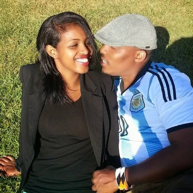 KTN's Ben Kitili's wife is beautiful and can really ride