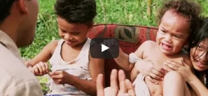 The story behind Foreignoy Jeff James' video will leave you inspired
