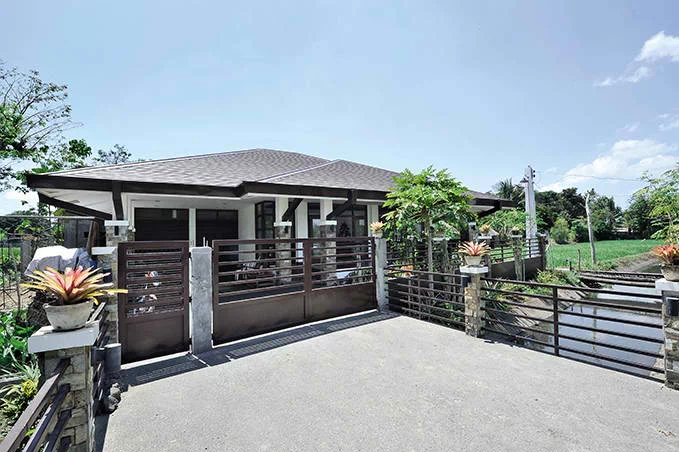 Venus Raj's tropical bungalow will give you relaxing, resort feels
