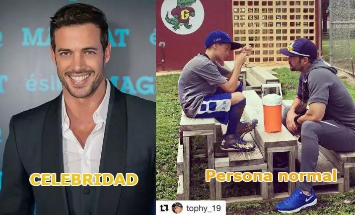 Fotos de celebridades que las dejan como personas normales