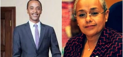 This is the BIGGEST coincidence between Margaret Kenyatta and her married son