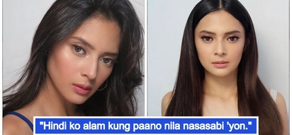 Nagdalaga lang, nagparetoke na nga ba? Bianca Umali breaks silence on rumors that she had cosmetic surgery