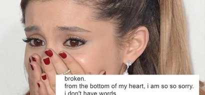 Ariana Grande 'Broken' After Concert Attack