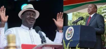 Je, Raila anastahili kuhudhuria kuapishwa kwa Uhuru Kenyatta? Wakenya waamua