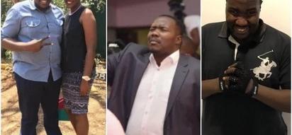 Tazama picha za Willis Raburu kabla kuwa na kitambi, mwembamba ajabu