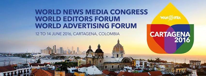 En Colombia se desarrolla el Congreso Mundial de Medios Noticiosos