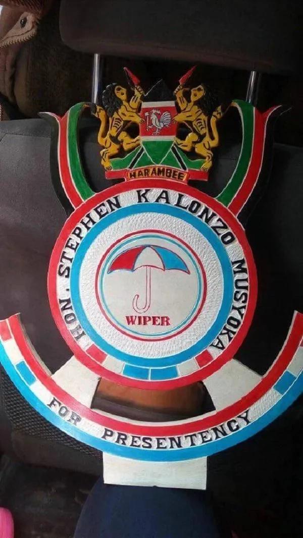 Wakamba wamwaibisha Kalonzo Musyoka