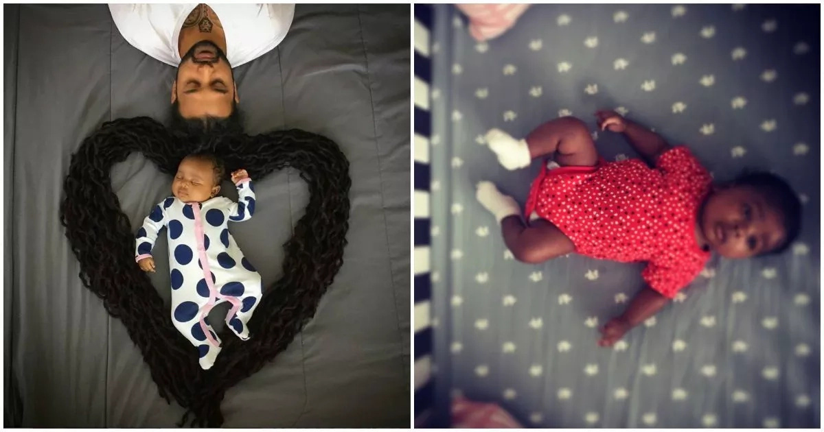 Locked in her father's love! Amazing father-daughter hair moment will warm your heart