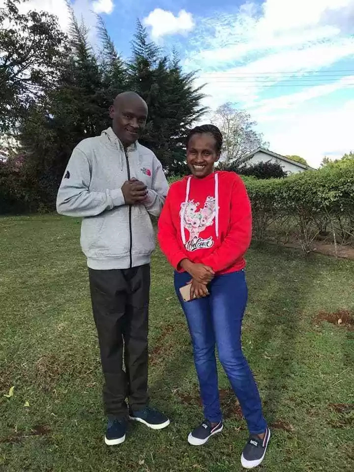 Online petition started for woman who transformed street urchin's life from an addict to meet Uhuru