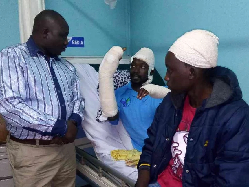 Baringo residents demand justice after attack on politicians