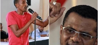 Hassan Omar consoles Mohamed Ali, see what he said about Joho