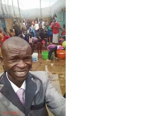 Police allegedly hurl teargas into a fully parked church in Kawangware (photos)