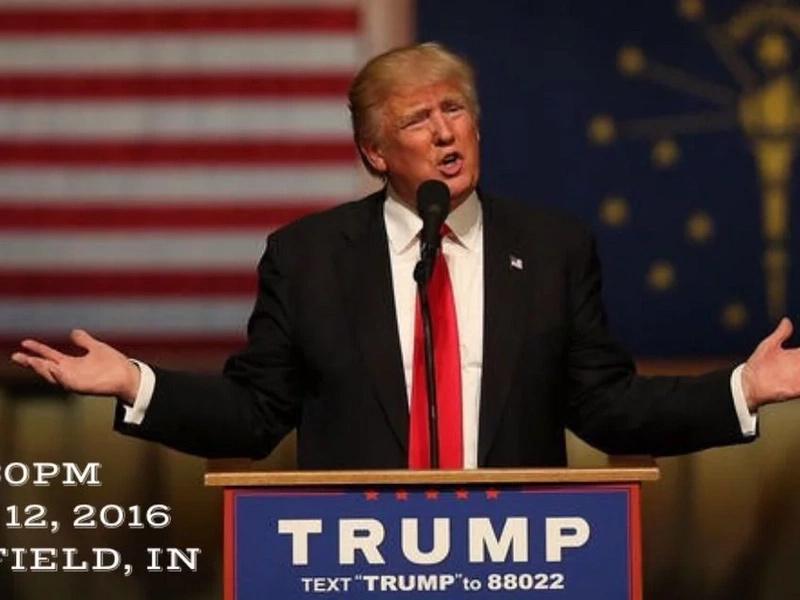 Republicanos manifestaron su apoyo al plan de Trump para construir un muro fronterizo