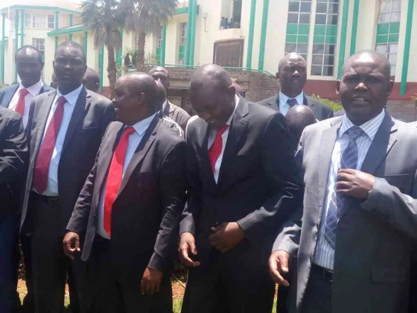 Embattled Moi University VC speaks