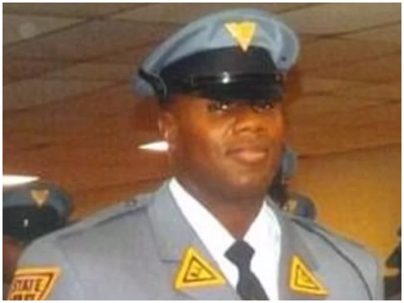 Traffic cop who was arrested for pulling over female motorists and seducing them pleads guilty