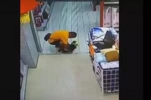 Dad Kills Son In Tragic Supermarket Incident (Video)