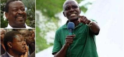 Wetangula or Mudavadi will become Kenya's next president - Khalwale