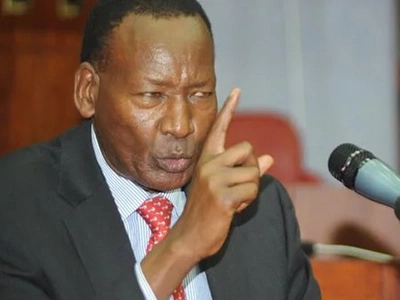 Nkaissery accuses judiciary of putting Kenya's security at risk