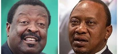 Muungano wa NASA watishia 'kuvuruga' hafla ya kumwapisha Uhuru Kenyatta kwa kuwaapisha vinara wao