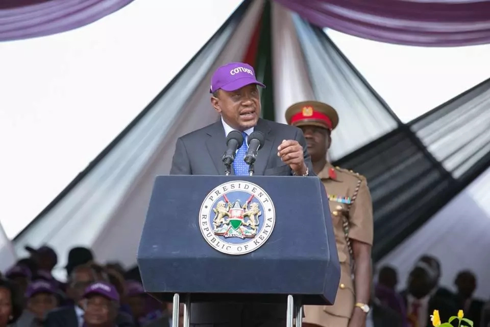 Uhuru surprises Kenyan workers ahead of August elections