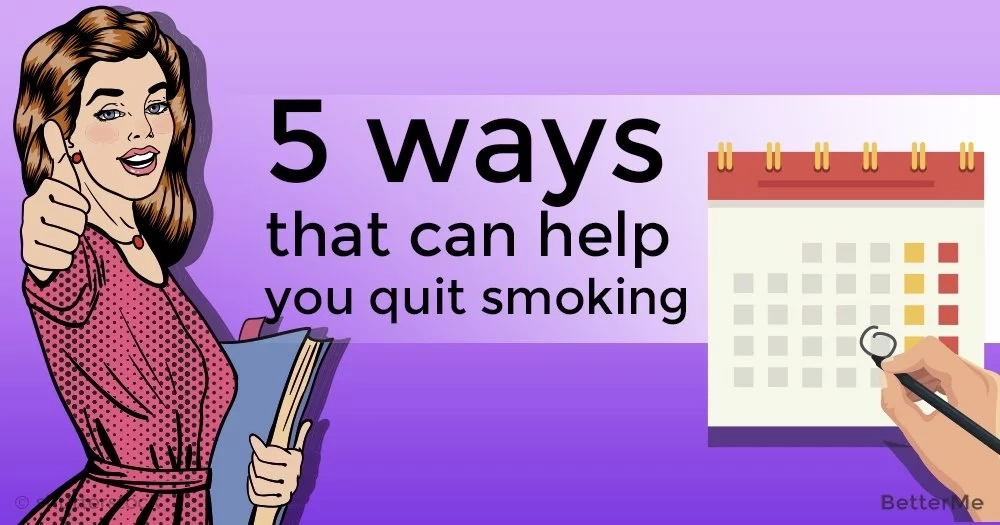 5 ways that can help you quit smoking