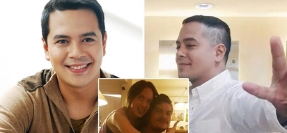 OMG! Did John Lloyd Cruz follow Baste Duterte's haircut to be closer to Ellen Adarna's heart?