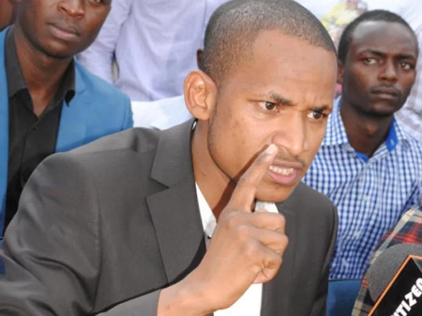 Babu Owino forgive me, Jaguar apologises after fist fight at parliament buildings