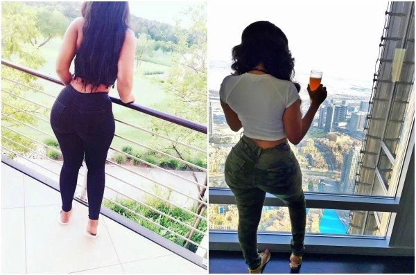 The grand battle of East Africa's finest booty featuring Vera Sidika and Uganda's Lady Kaygee